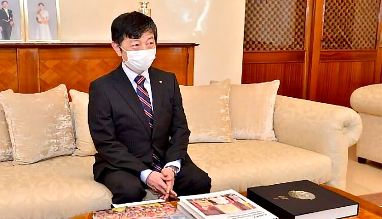 Japanese Ambassador: Morocco Succeeded in Managing COVID-19 Thanks to the Personal Involvement of H.M King Mohammed VI