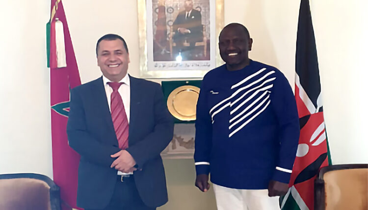 William Ruto: Morocco's Autonomy Plan, The Best Solution to the Sahara Issue