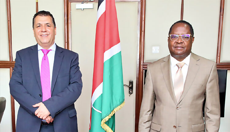 Martin Nyaga Wambora: Morocco, a great hope for successful development in Africa