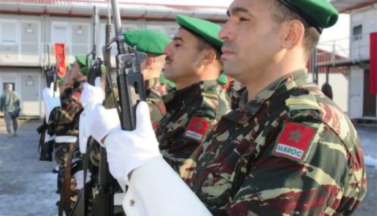 Emirati Delegation Visits Morocco to Discuss Strengthening of Military Cooperation