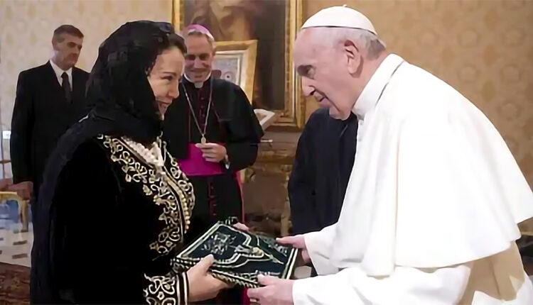 Deputy Pope on the King's Leadership in Promoting Interfaith Dialogue