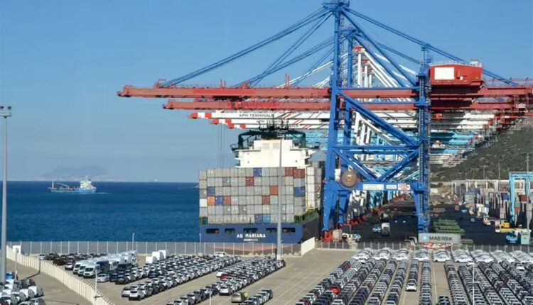 French Minister Delegate Djebbari Praises the Dynamism of Tangier-Med Port