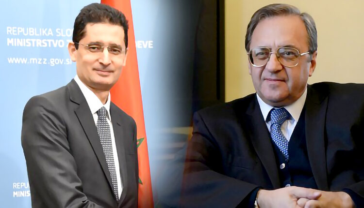 Meeting between Moroccan Ambassador and Senior Russian Officials… Sahara Issue as Part of the Talks