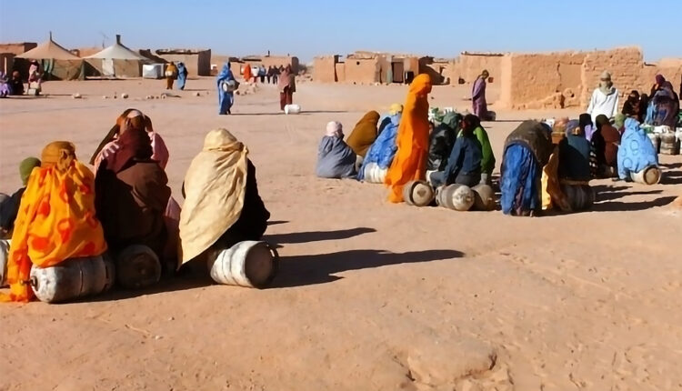 Moroccan General Consulate in Brussels Uncovers the Suffering of Tindouf Female Detainees