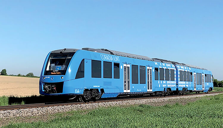 Alstom Hydrogen-Powered Trains May be Heading to Morocco
