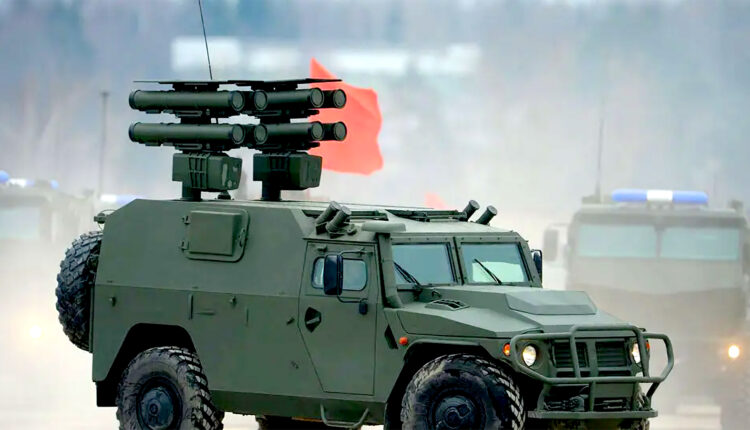 Moroccan-American Maneuvers Using Effective Russian Anti-Tank Missile