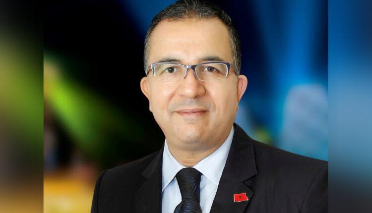 Azzeddine Farhane, Morocco's permanent representative to the United Nations Office in Vienna