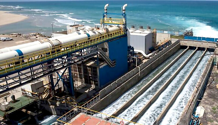 Morocco to Build the Largest Desalination Plant in the World