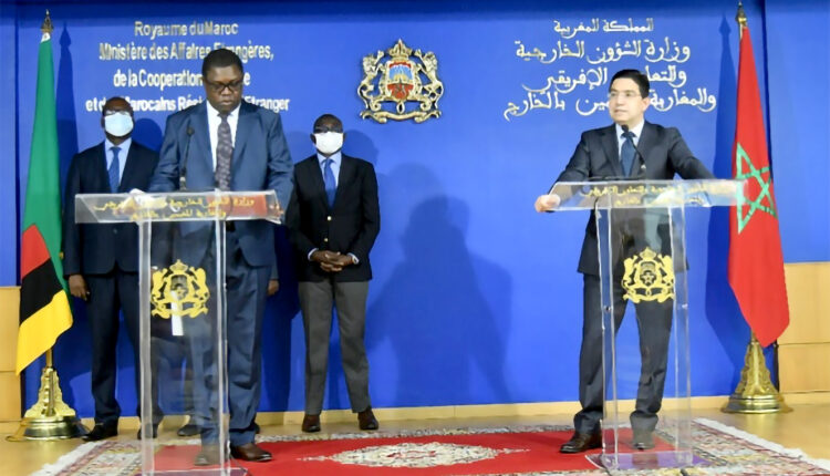 """Moroccan Sahara: Zambia's Position Remains """"Constant"""" and """"Positive"""""""
