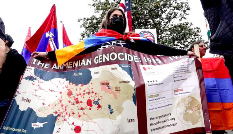 Armenians Massacres: Turkey Outraged by Biden's Declaration