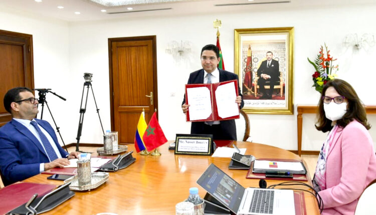 Morocco and Colombia Sign Four Agreements