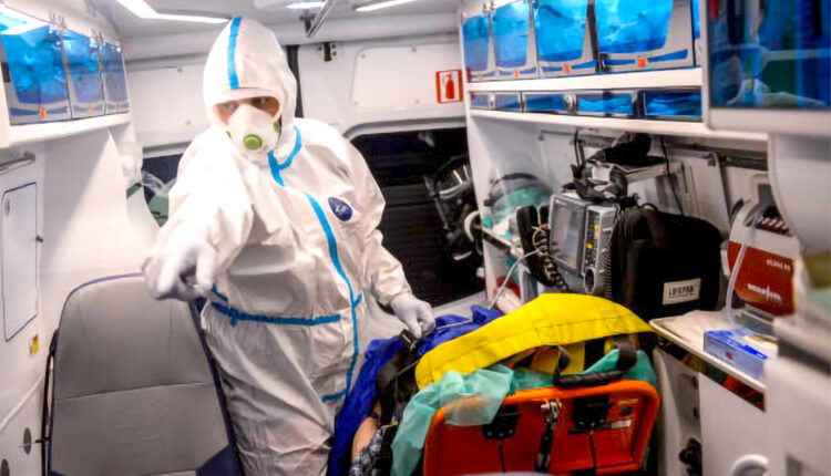 """Covid-19: The Pandemic is Growing """"Exponentially"""", WHO Alerts!"""