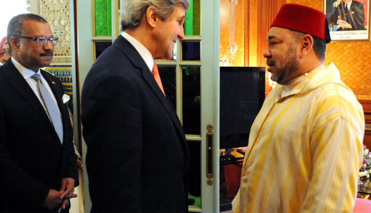John Kerry Hails HM King Mohammed VI's Commitment in the Global Fight on Climate Change.