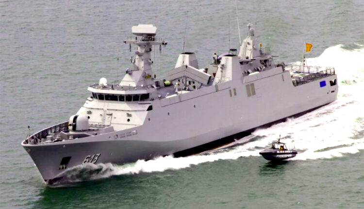 Morocco: Royal Navy Assists in Rescuing 165 Candidates of Illegal Migration