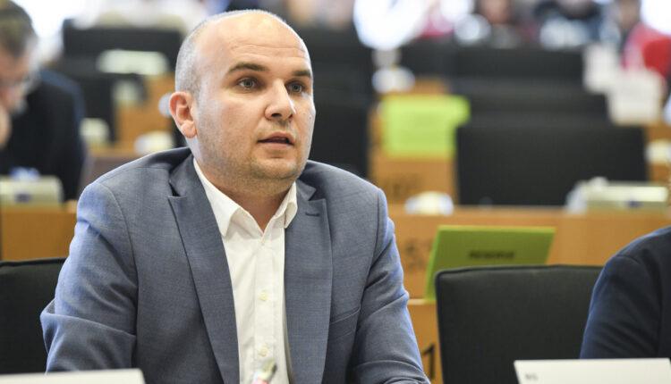 Ilhan Kyuchyuk, Member of the European Parliament.