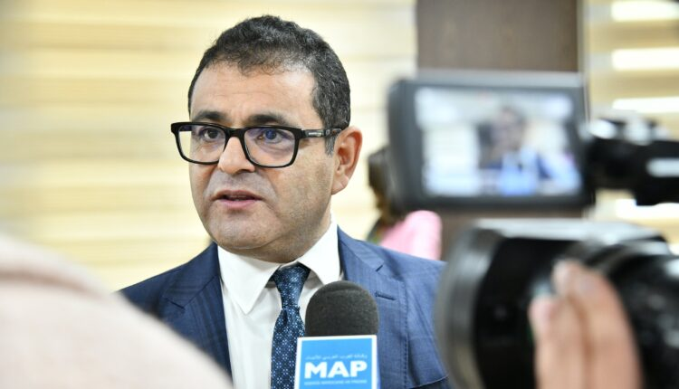 Fouad Yazourh, Ambassador Director General of Bilateral Relations at the Ministry of Foreign Affairs, African Cooperation and Moroccan Expatriates.