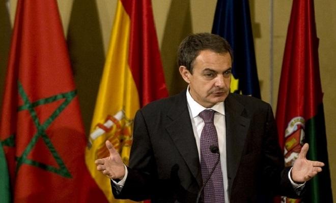 Zapatero-Morocco-Spain