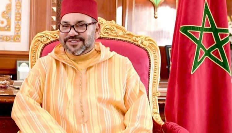 His Majesty King Mohammed VI.