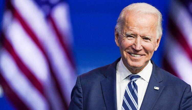 The presedent Joe Biden