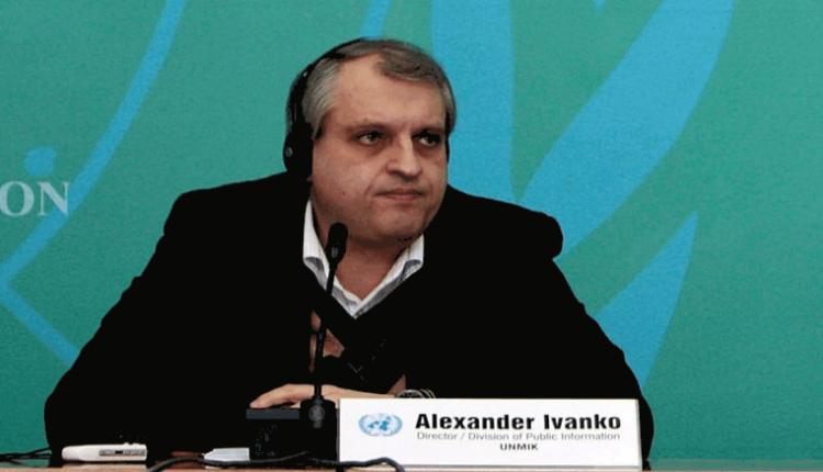 Russian Alexander Ivanko