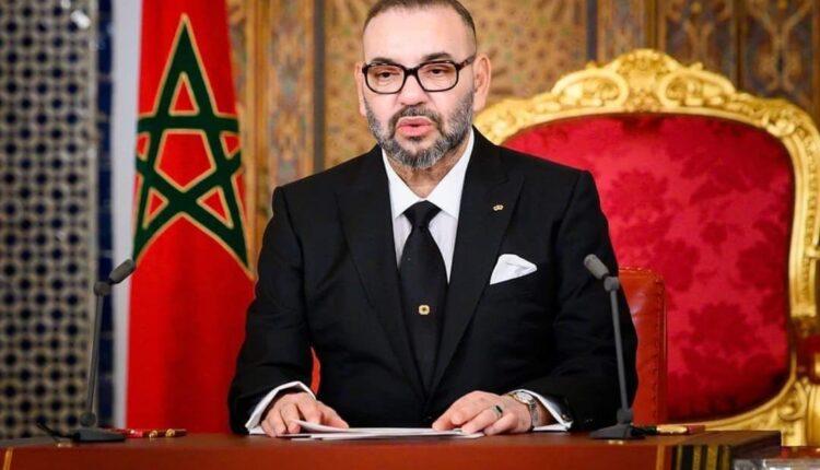 H. M king Mohammed VI