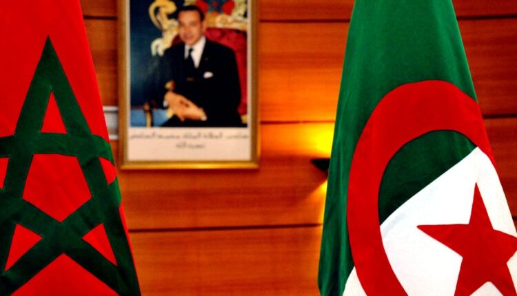 Algerian government Morocco