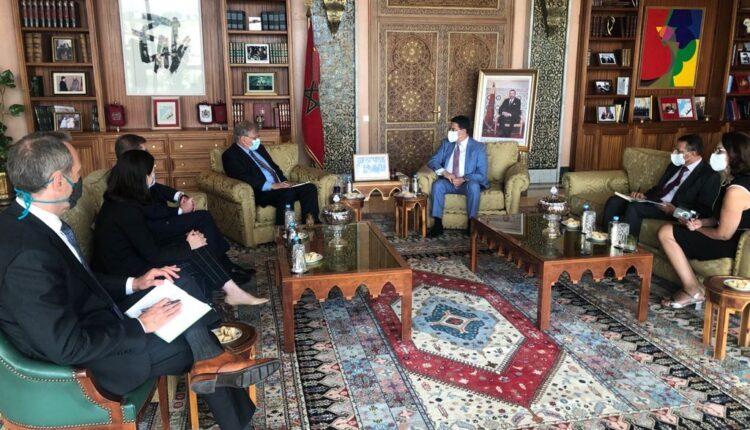 United States Morocco Libya