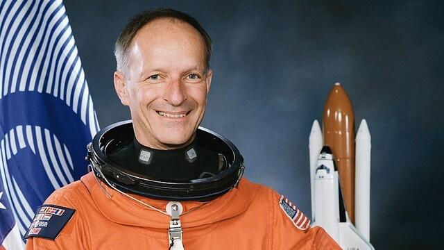 Swiss astronaut