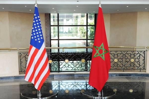 USA AND MOROCCO